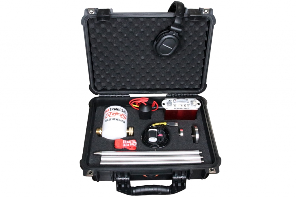 The PG-2 Pulse Generator for PVC and pipe location underground
